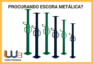 BANNER ESCORA METALICA 300